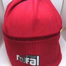 TUQUE ROUGE TEXTURÉ